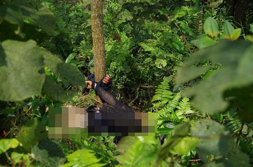 Bắt nghi phạm vụ thi thể phụ nữ bị trói tay, váy lật ngược - 1
