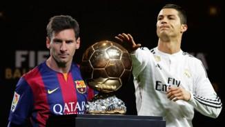 Vua Ronaldo đừng hý hửng, Messi vẫn đang rình QBV 2017