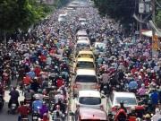 Đề xuất cấm xe máy là giải pháp tồi, không có tâm