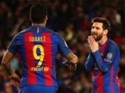 Siêu kinh điển Real – Barca: Suarez tịt ngòi, Messi tâm lý