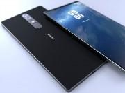 Dế sắp ra lò - Video: Lóa mắt trước hình ảnh concept Nokia 9