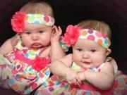 Sức khỏe đời sống - Vì sao các cặp sinh đôi giống nhau đến cả mùi hôi cơ thể?