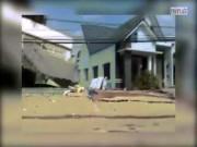 14 nhà trôi sông, An Giang ban bố tình trạng khẩn cấp