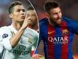 Đội hình hay nhất Siêu kinh điển: Real và Ronaldo áp đảo
