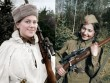 Đội nữ xạ thủ Nga xinh đẹp diệt hàng trăm lính phát xít