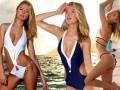 """Vóc dáng """"đắt hơn vàng"""" của mỹ nữ nghiện bikini nước Anh"""