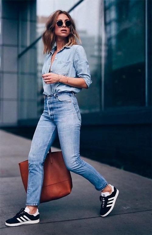 Đây là lý do bạn sai lầm khi vứt đi chiếc quần jeans cũ - 2
