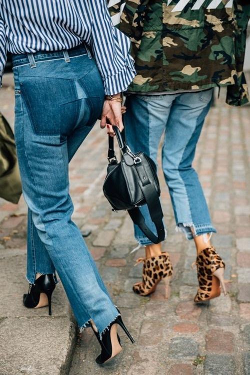Đây là lý do bạn sai lầm khi vứt đi chiếc quần jeans cũ - 3