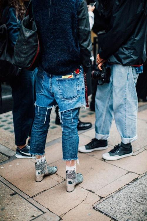 Đây là lý do bạn sai lầm khi vứt đi chiếc quần jeans cũ - 11