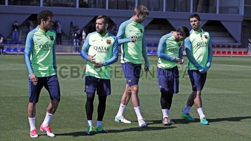 Chi tiết Real Madrid - Barcelona: Tuyệt vời Messi (KT) - 18