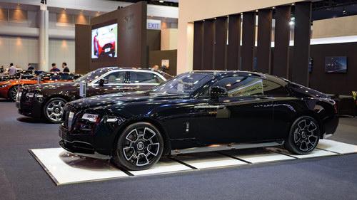 Ngắm Rolls-Royce Wraith Black Badge giá 23 tỷ đồng - 2