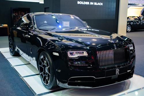 Ngắm Rolls-Royce Wraith Black Badge giá 23 tỷ đồng - 5