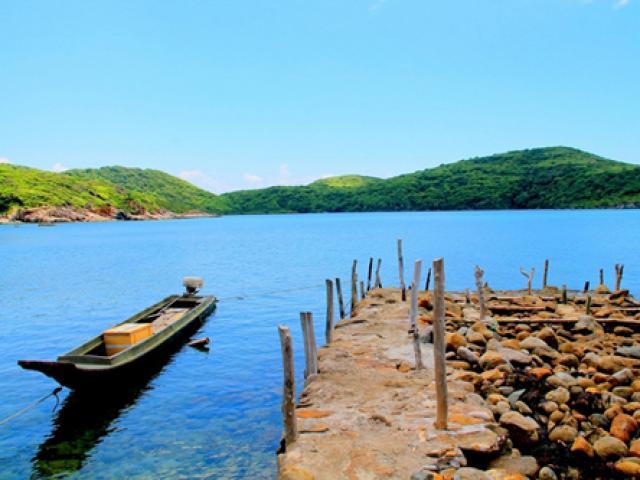 """Tìm thấy """"thiên đường"""" đẹp mê hoặc ẩn mình giữa Côn Đảo"""