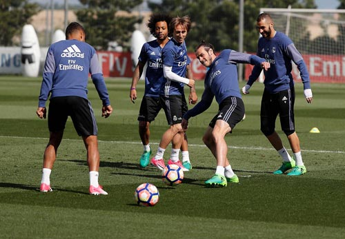 Chi tiết Real Madrid - Barcelona: Tuyệt vời Messi (KT) - 16