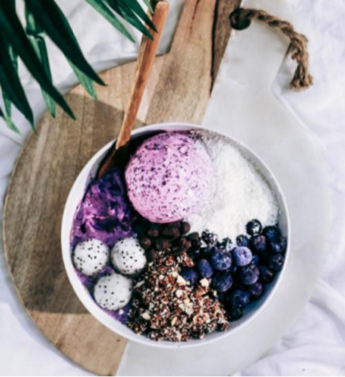 Kem chay: Món ăn thách thức nắng nóng mùa hè lẫn mỡ thừa - 7