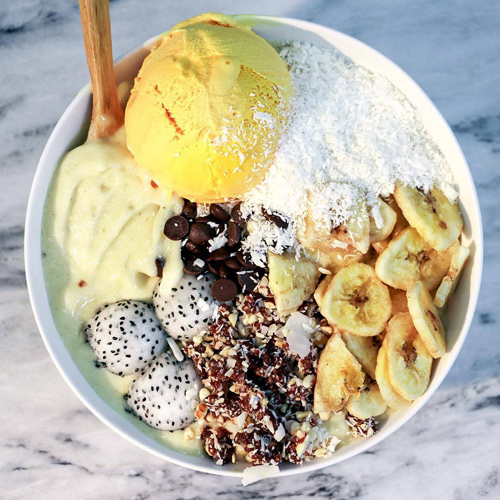 Kem chay: Món ăn thách thức nắng nóng mùa hè lẫn mỡ thừa - 6