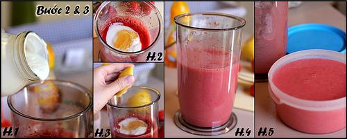 Kem chay: Món ăn thách thức nắng nóng mùa hè lẫn mỡ thừa - 9