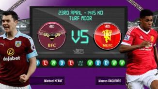 Nhận định bóng đá Burnley - MU: Vắng Ibra & niềm vui nhân đôi