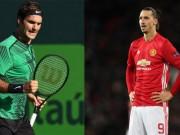 """Ibra: Đoạn kết đen đủi hay cổ tích """"Federer bóng đá"""""""