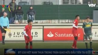 U20 Việt Nam tập huấn Đức: Luyện dứt điểm, rèn phản công