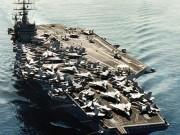 Thế giới - Triều Tiên đe dọa đánh chìm tàu sân bay hạt nhân Mỹ