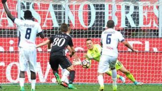 """AC Milan - Empoli: Dính đòn """"hồi mã thương"""""""