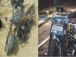 Ngắm Harley-Davidson Fat Boy hồi sinh từ đống tro tàn