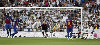 Chi tiết Real Madrid - Barcelona: Tuyệt vời Messi (KT) - 3
