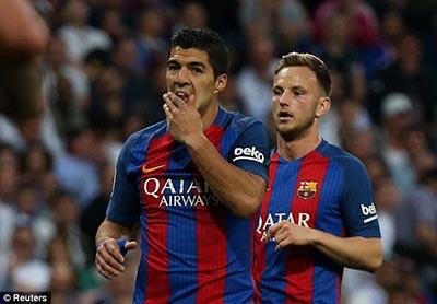 Chi tiết Real Madrid - Barcelona: Tuyệt vời Messi (KT) - 6