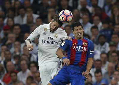Chi tiết Real Madrid - Barcelona: Tuyệt vời Messi (KT) - 7