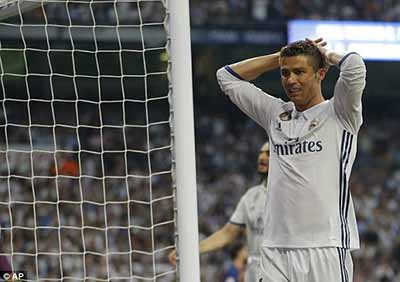 Chi tiết Real Madrid - Barcelona: Tuyệt vời Messi (KT) - 8