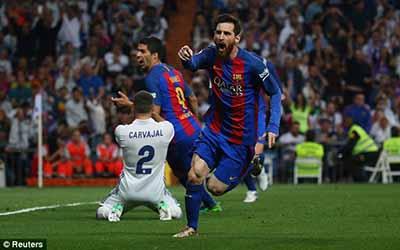 Chi tiết Real Madrid - Barcelona: Tuyệt vời Messi (KT) - 9