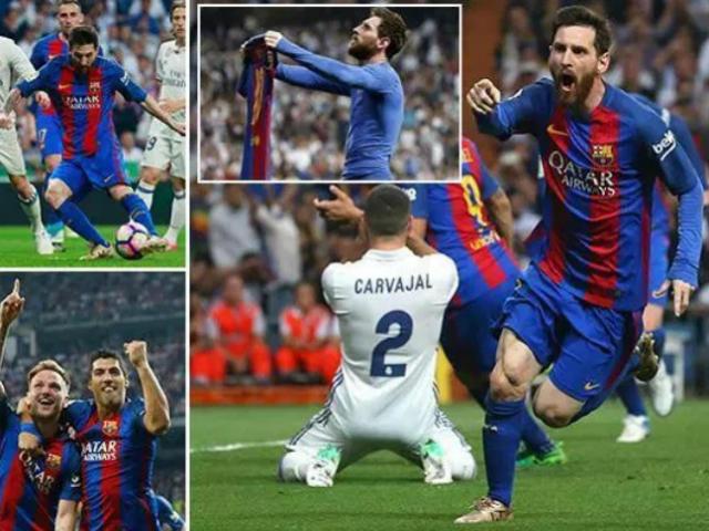 Messi 500 bàn thắng: