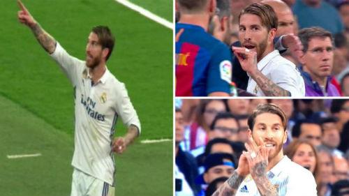 Xông phi đạp Messi, Vua thẻ đỏ Ramos nguy cơ treo giò 4 trận - 1