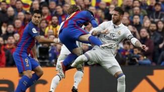 Xông phi đạp Messi, Vua thẻ đỏ Ramos nguy cơ treo giò 4 trận