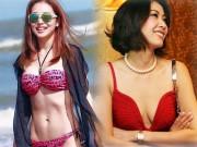 Jennifer Phạm, Hà Kiều Anh thon nuột hơn hot girl dù đã 3 con