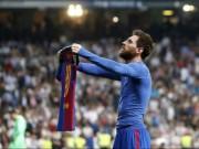 Bóng đá - Diệt Real, phá Bernabeu: Messi vẫn chưa bằng Ronaldinho