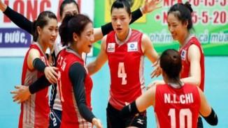 """Bóng chuyền VTV Cup: Linh Chi, Ngọc Diễm """"hủy diệt"""" chân dài Kazhastan"""