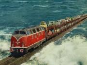 Khám phá 8 tuyến đường sắt kỳ quặc nhất thế giới