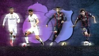 El Clasico: Real thua vì lười, Pique nhanh hơn Ronaldo