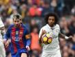 Messi tay bưng miệng chấn thương vẫn solo siêu đẳng