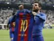 """Chùm ảnh Real Madrid - Barcelona: """"Người khổng lồ"""" Messi"""