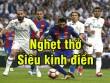 Real Madrid - Barcelona: Siêu phẩm, thẻ đỏ & kịch bản điên rồ