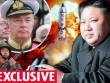 Cựu Đô đốc Anh: Mỹ-Triều Tiên khó tránh khỏi chiến tranh