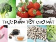 10 loại thực phẩm cực tốt cho mắt