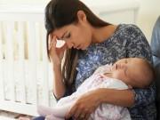 Sức khỏe đời sống - Những dấu hiệu trầm cảm sau sinh không thể bỏ qua