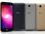 """Ra mắt LG X Power 2 giá mềm, pin """"khủng"""""""