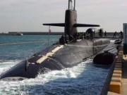 Thế giới - Sức mạnh khủng khiếp của tàu ngầm Mỹ áp sát Triều Tiên
