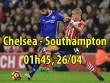 Nhận định bóng đá Chelsea – Southampton: Cẩn thận lại ngã đau