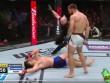 UFC: Cùi chỏ kiểu Marcelo, nằm sàn hệt Messi